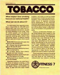 Tobacco, What Impact Does Smoking, Docum... by Michigan State University