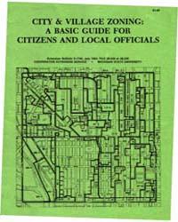 City & Village Zoning:, Document E1740-1... by Michigan State University