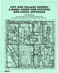 City & Village Zoning:A Basic Guide For,... by Mark A. Wyckoff