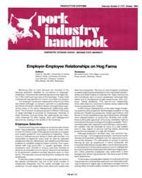 Pork Industry Handbook, Document E1747-1... by Mueller, Allan G.