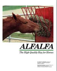 Alfalfa, Document E1777-nd by Dr. Dwayne A. Rohweder