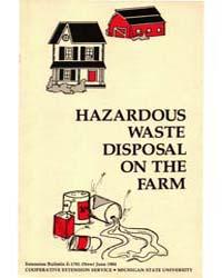 Hazardous, Document E1781-1984 by Terese N. Lyon