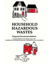 Household, Document E1782-1987 by Marcewski, Alice E.