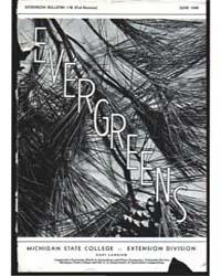 Evergreens, Document E178Rev1 by Barr, Charles W.