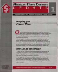 Designing Your Game Plan., Document E180... by Irene Hathaway