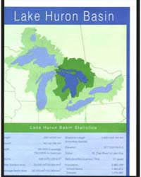 Lake Huron Basin, Document E1868-2000 by Michigan State University