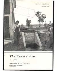 The Trench Silo, Document E188 by Dell, A. J.
