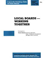 Local Boards -, Document E1917-1985 by Donna Sweeny