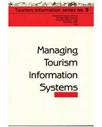 Managing Tourism Information Systems, Do... by Maureen H. McDonough