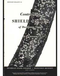 Controlling Shield Scales Of, Document E... by McDaniel, E. I.