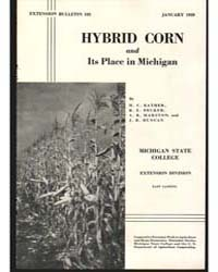Hybrid Corn, Document E195 by Rather, H.C.