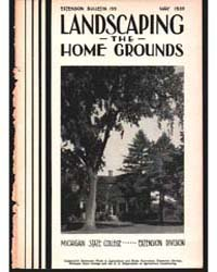 Landscaping the Home Grounds, Document E... by C. P, Hal.Llgan