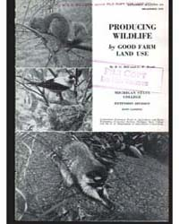 Producing Wildlife by Good, Document E21... by Hill, R. G.