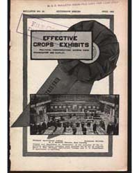 Effective Crops Exhibits, Document E22 by Rather, Howard C.