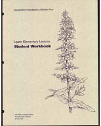 Upper Elementary Lessons Student Workboo... by Michigan State University