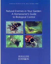 Natural Enemies in Your Garden a Homeown... by Jana C. Lee