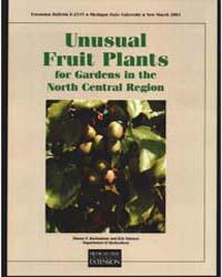 Unusual Fruit Plants for Gardens in the ... by Steven F. Berkhelmer