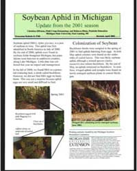 Soybean Aphid in Michigan Update from th... by Christina Difonzo