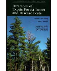 Directory or Exotic Forest Insect and Di... by Deborah G. McCullough