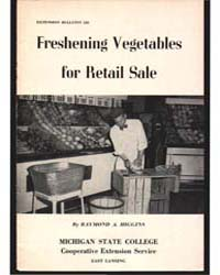 Freshening Vegetables for Ratail Sale, D... by Raymond A. Higgins