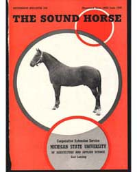 The Sound Horse, Document E330Print3 by H. F. Moxley