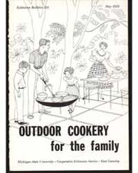 Outdoor Cookery for the Family, Document... by Dean, Anita