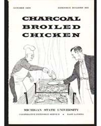 Charcoal Broiled Chicken, Document E355 by Floyd Hicks