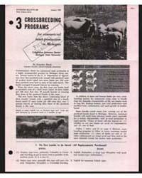 3 Crossbreeding Programs for Eommercial ... by Graydon Blank