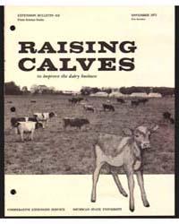 Raising Calves to Improve the Dairy Busi... by Donald Hillman