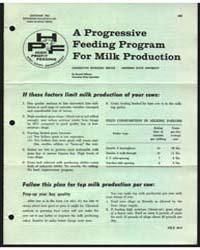 A Progressive, Document E423 by Donald Hillman
