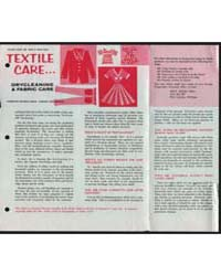 Textile Care, Drycleaning & Fabric Care,... by Michigan State University
