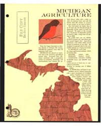 Michigan Agriculture, Document E468 by Michigan State University