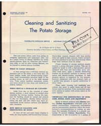 Cleaning and .Sanitizing, Document E569 by Rippen, Al