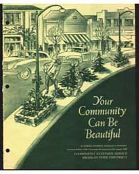 Your Community Can Be Beautiful, Documen... by Harold Davidson