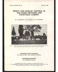 Insect and Disease Control In, Document ... by H. A. Cardinell