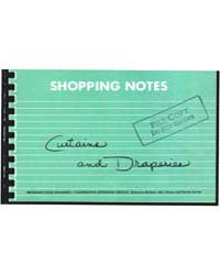Shopping Notes, Document E604 by Michigan State University