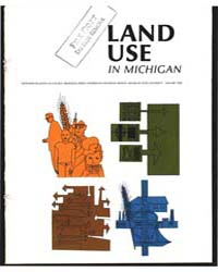 Land Use in Michigan, Document E610 by Michigan State University