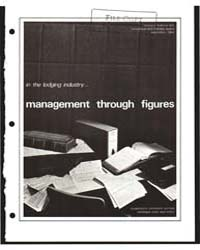 Management Through Figures, Document E65... by Robert W. McIntosh