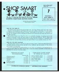Shop Smart, Document E658G by Dean, Anita