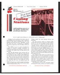 Cooling Stations, Document E659 by Cargill, B. F.