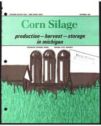 Corn Silage Production-harvest-storage i... by S. C. Hildebrand