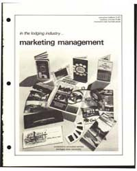 In the Lodging Marketing Management, Doc... by Robert W. McIntosh