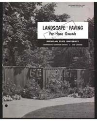 Landscape Paving for Home Grounds, Docum... by Harold Breen