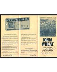 Ionia Wheat, Document E724 by Michigan State University