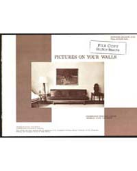 Pictures on Your Walls, Document E733 by Michigan State University
