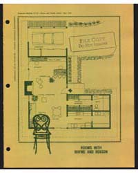 Rooms with Rhyme and Reason, Document E7... by Michigan State University