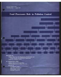 Food Processors Role in Pollution Contro... by Michigan State University