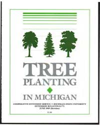 Tree Planting in Michigan, Document E771... by Douglas O. Lantagne