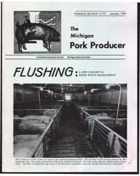 The Michigan Pork Producer, Document E77... by Michigan State University