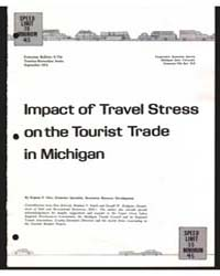 Impact of Travel Stress on the Tourist T... by Eugene F. Dice